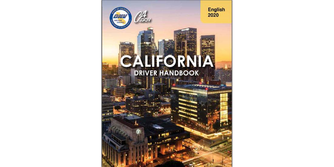 California Driver Handbook 2020