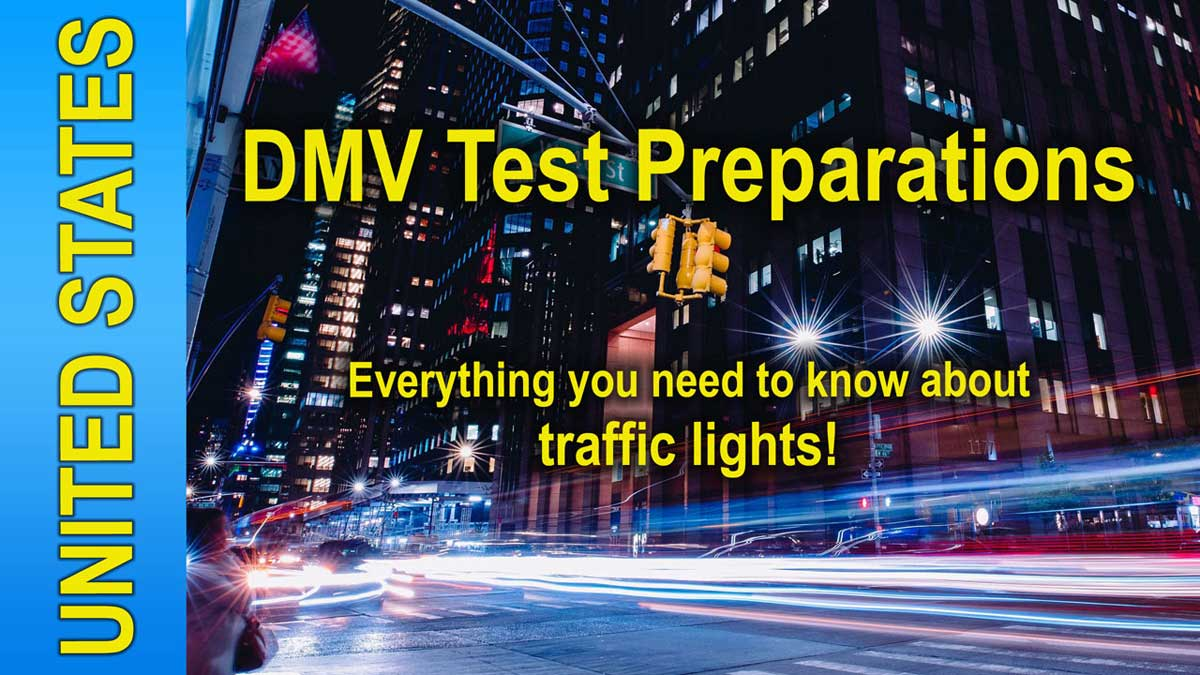 Everything you need to know about traffic lights - video by driversprep.com